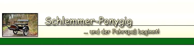 Schlemmer Pony-Gig