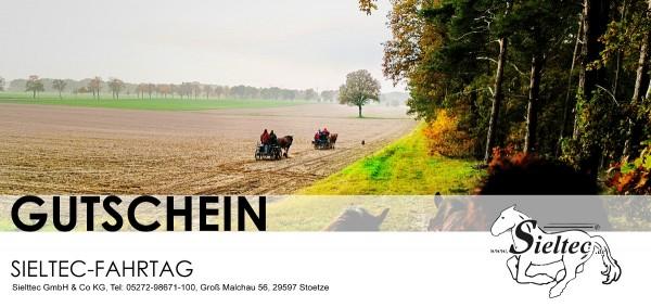 """Gutschein """"Sieltec-Fahrtag"""""""