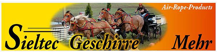 Sieltec - Das leichteste Pferdegeschirr der Welt