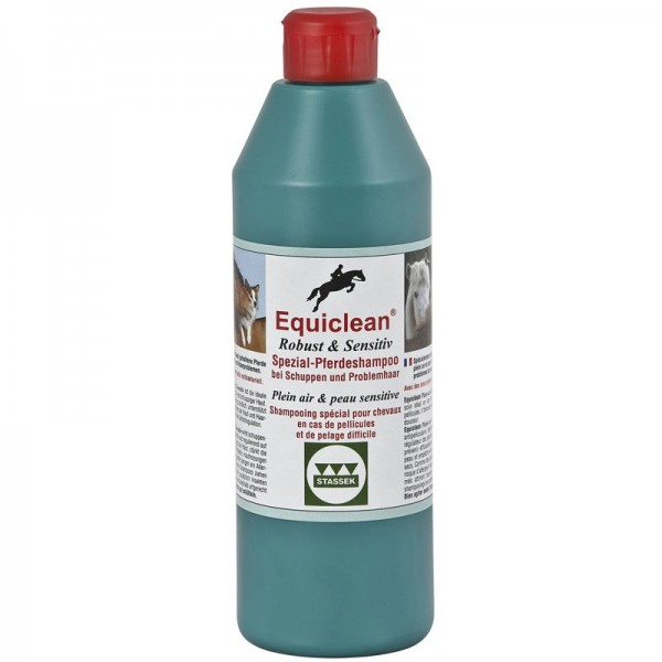 Equiclean Spezialshampoo Robust & Sensitiv, 500ml