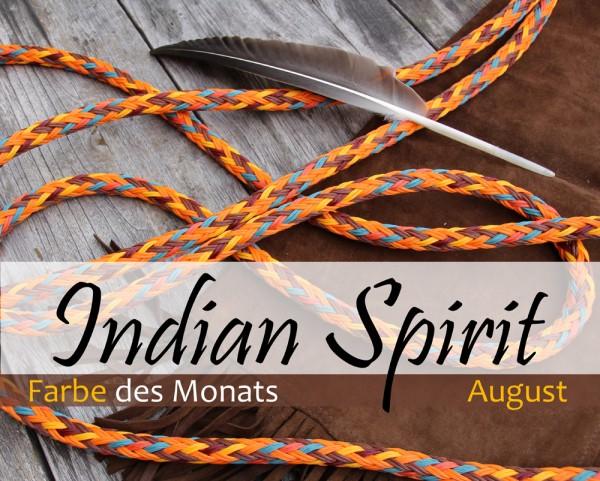 Indian Spirit - Farbe des Monats