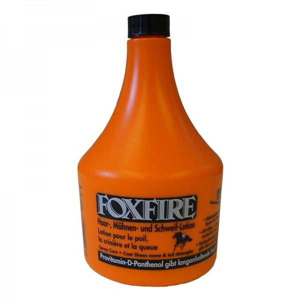 Foxfire Fellglanz-Mähnen-undSchweiflotion mit Sprüher, 1l